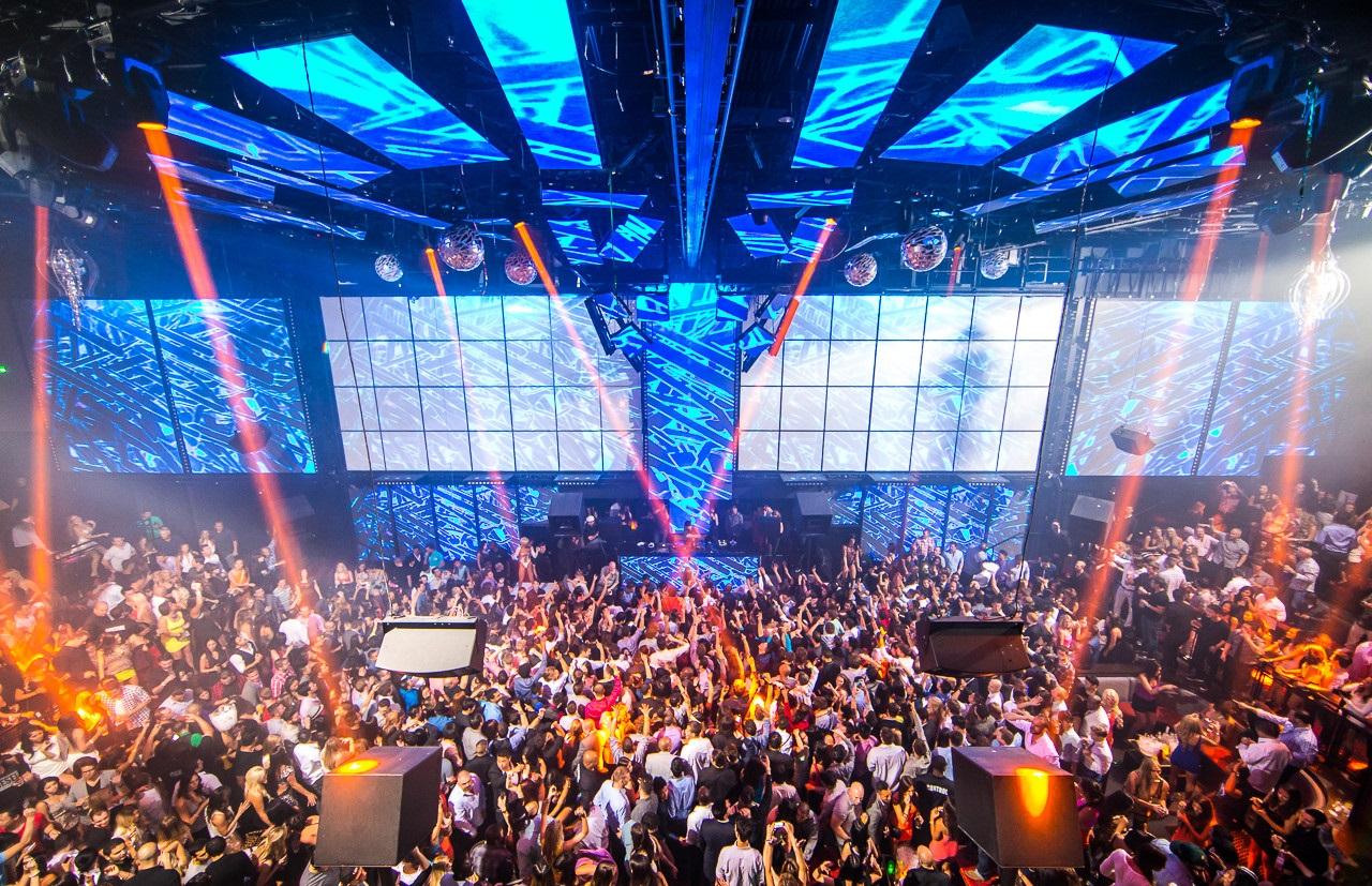 Las Vegas Clubs Events