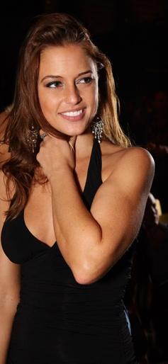 Hot girl at nightclub