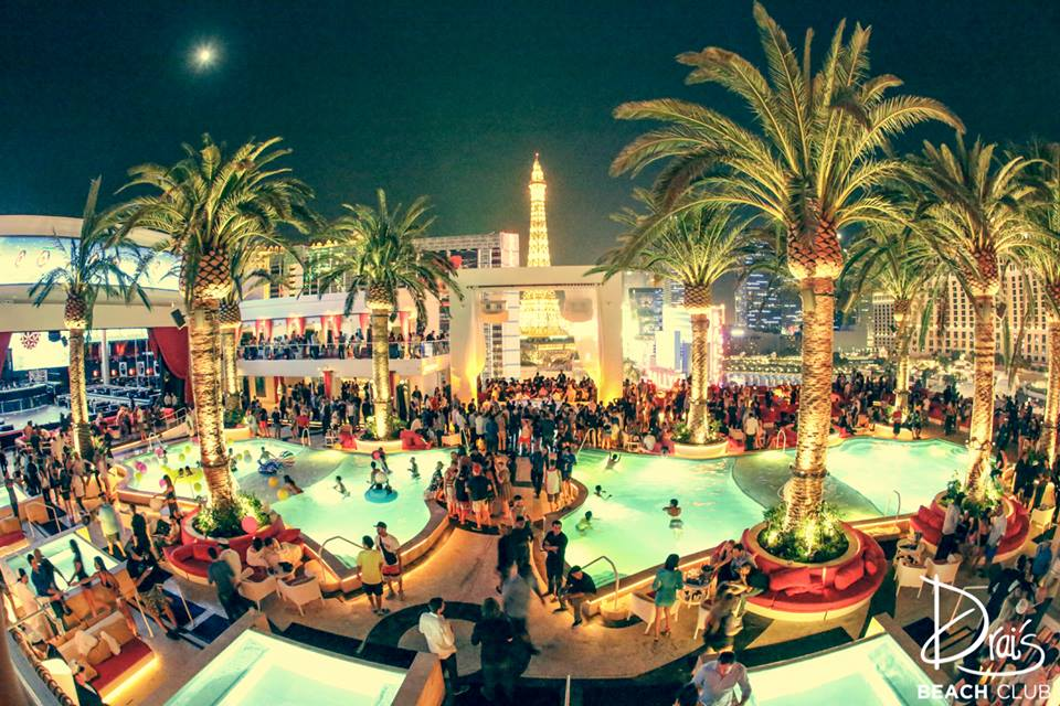 Yacht Club at Drai's Beach Club