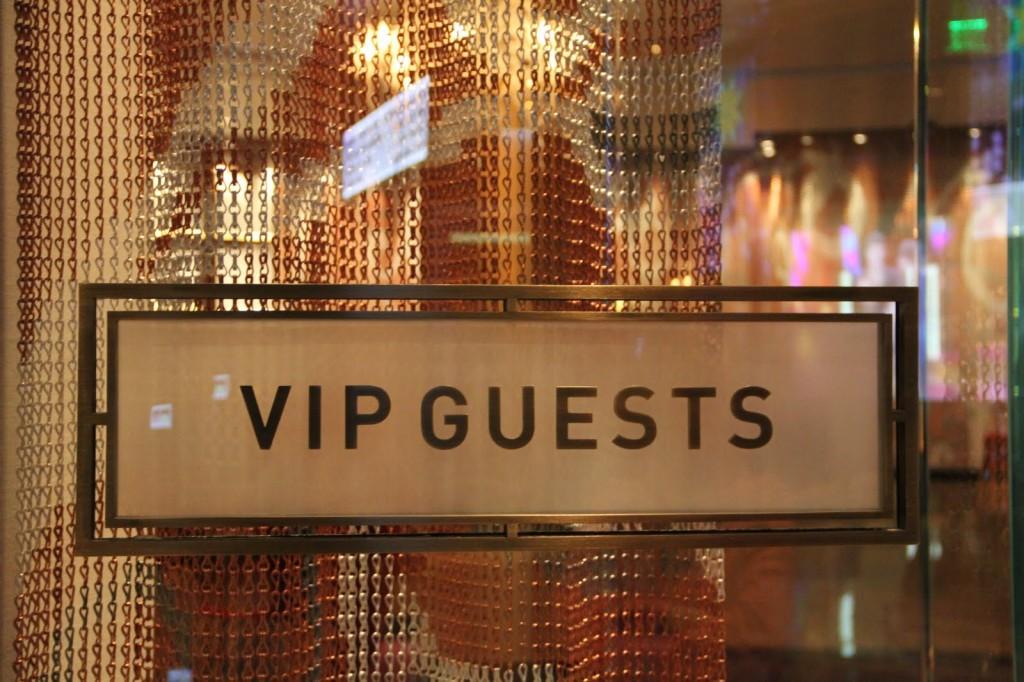 VIP Guests