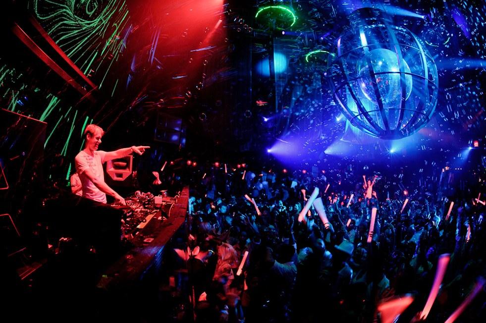 Armin van Buuren at Marquee Las Vegas