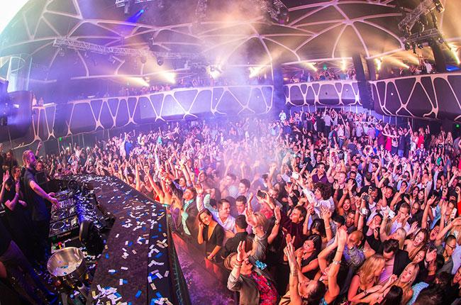 Calvin Harris at Hakkasan Las Vegas