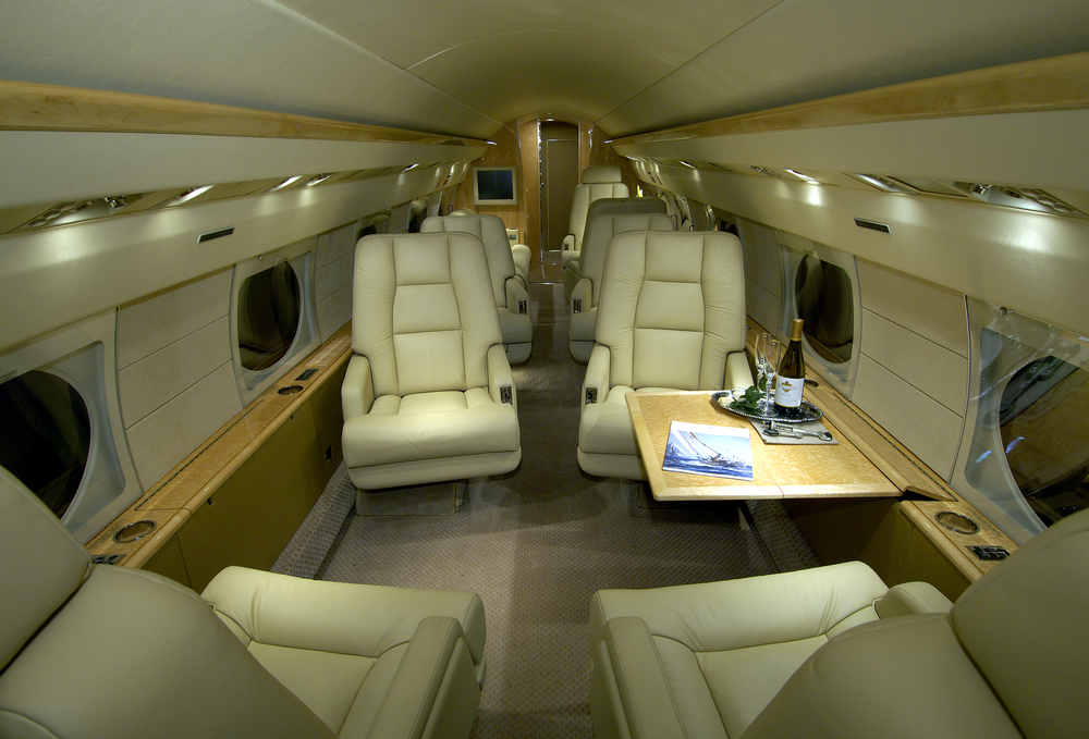 Private jets are expensive