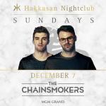 The Chainsmokers at Hakkasan Las Vegas