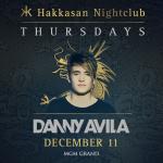 Danny Avila at Hakkasan Las Vegas