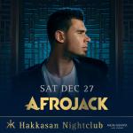 Afrojack at Hakkasan Las Vegas
